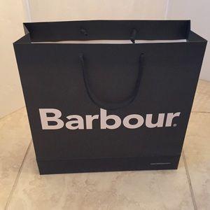 Barbour Handbags - Barbour gift bag.