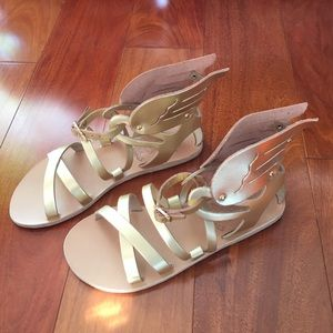Ancient Greek Sandals Shoes - Nephele Ancient Greek Sandals