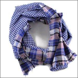 American Colors Accessories - American Colors Plaid Scarf