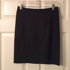 NWT Bebe black skirt
