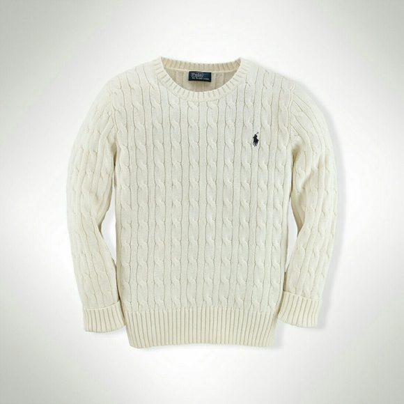 89% off Polo by Ralph Lauren Sweaters - Polo by Ralph Lauren ...