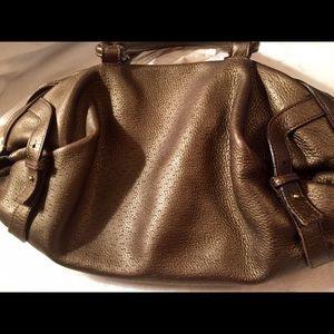 b8019e0b4333 Ferragamo Bags - 👜 Salvatore Ferragamo gold leather bag Reduced 🎉