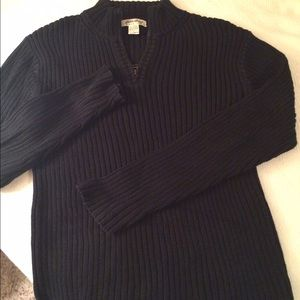 Black Eddie Bauer Sweater