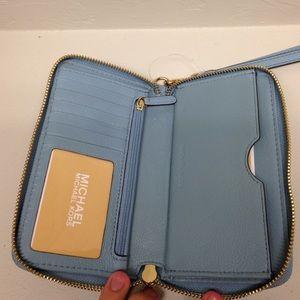 4ac8e7a6fa59 Michael Kors Bags - Michael Kors Fulton Large Smartphone Wallet
