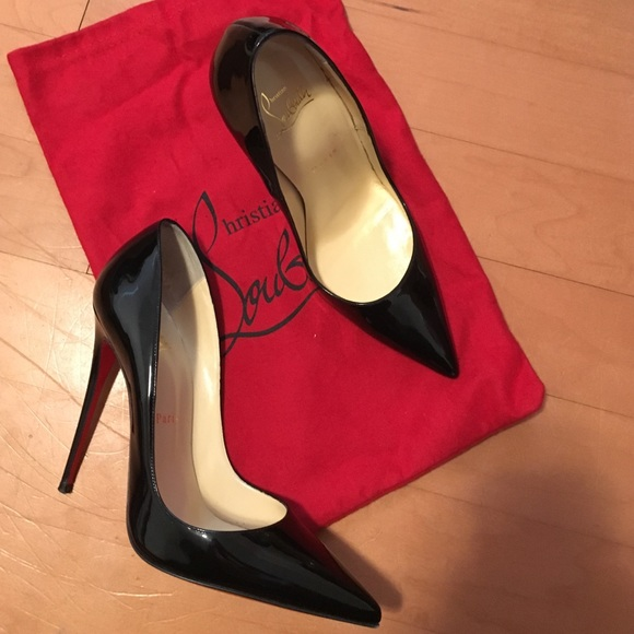 Conception innovante e9d77 82483 So Kate Christian Louboutin. Authentic W box & bag