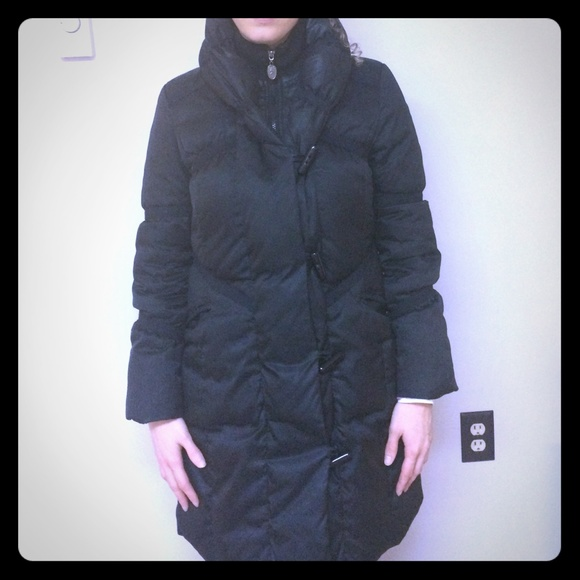 93% off Hilary Radley Jackets & Blazers - Hilary Radley Black Down ... : hilary radley quilted jacket - Adamdwight.com
