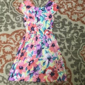 Everything Floral Dress