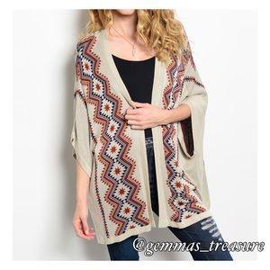 Sweaters - || SALE || OPEN CARDIGAN
