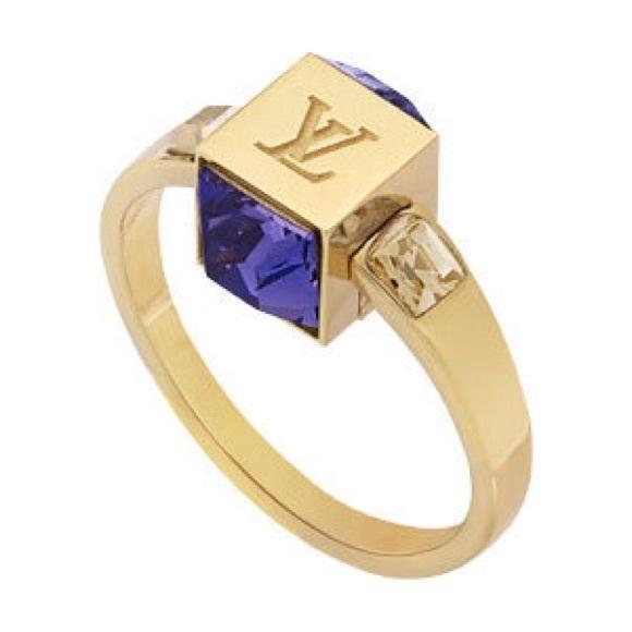 Louis Vuitton Jewelry Gamble Ring Poshmark