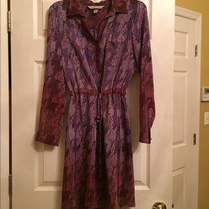100% silk dress by Presley Skye