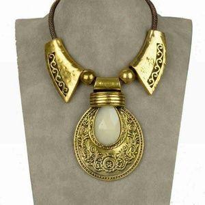 Rima Imar Jewelry - Royal Statement Necklace