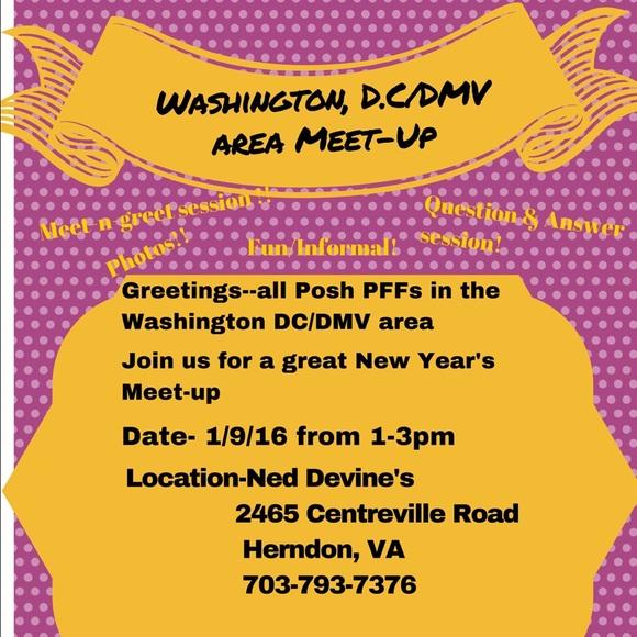 Other - ‼️PHOTOS! Washington DC meet-up‼️