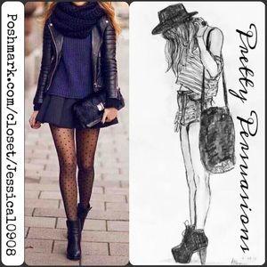 Catherine Malandrino Dresses & Skirts - NWT Catherine Malandrino Black Pleated Mini Skirt