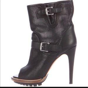 Belstaff Shoes - Belstaff England Perforated Boots