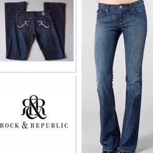 Rock & Republic Denim - 🎉HP🎉ROCK & REPUBLIC JEANS