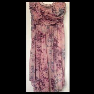 MAKE AN OFFER‼️Cotton Hi Lo dress by LARA size S