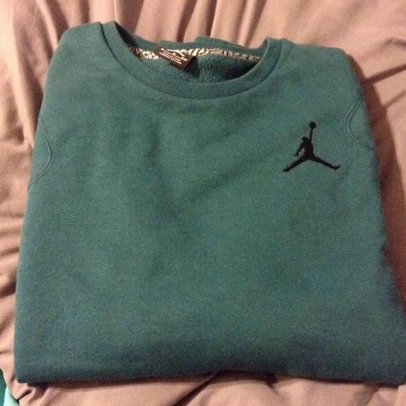 Jordan Sweaters - Jordan Crewneck Sweatshirt! 358c199d5