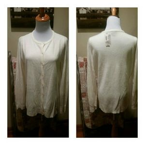 East 5th Sweaters - East 5th Lightweight Carnigan Brand New Size L 🌺