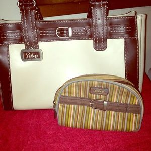 Purse by Longaberger Sisters edition