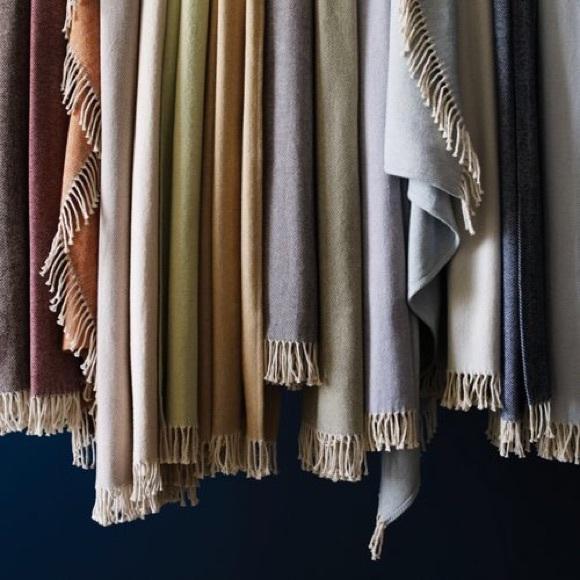 Sferra Other Cotton Tassel Throw Blanket In Charcoal Poshmark Amazing Sferra Throw Blanket