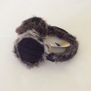 N'Ice Caps Adjustable Ear Muffs faux fur