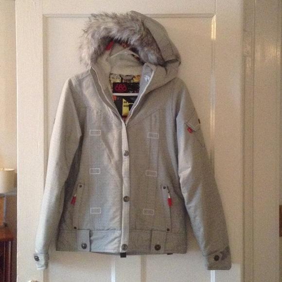 686 Levis Edition Snowboarding Jacket