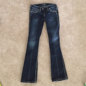 58% off Silver Jeans Denim - Silver jeans (Tina) from Kylie&39s