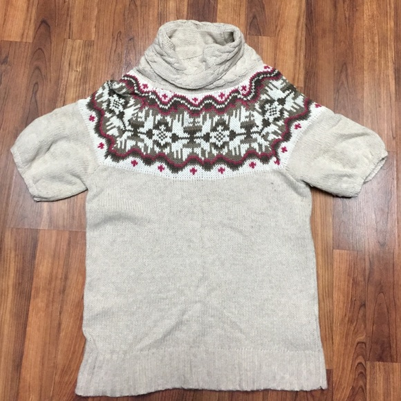 Old Navy - Old Navy Fair Isle Turtleneck Sweater from !ashley's ...