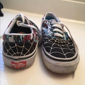 ed9869e782c Vans Shoes - Spider-Man low top Vans