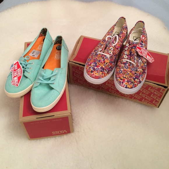 45% off Vans Shoes - Vans tennis shoes from Tiffany's closet on ...