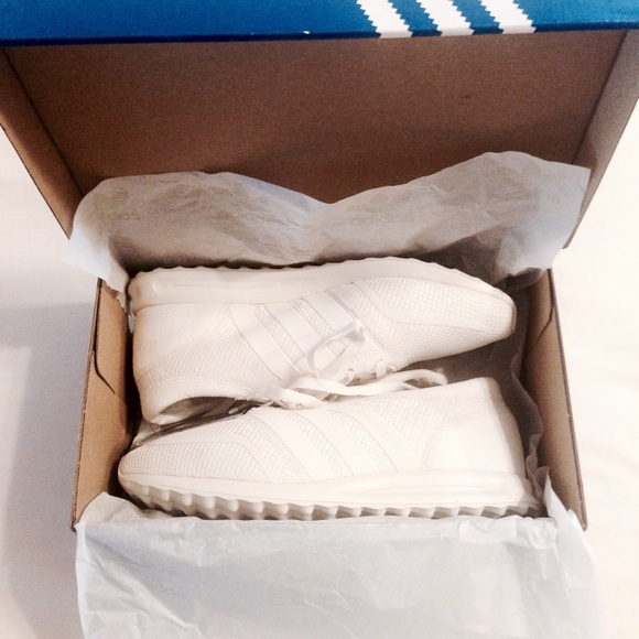 Adidas Originals Los Angeles White