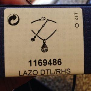 75 off swarovski jewelry swarovski parallele mini pendant from swarovski jewelry swarovski parallele mini pendant aloadofball Choice Image