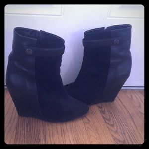 Isabel Marant Purdey Wedge Boots