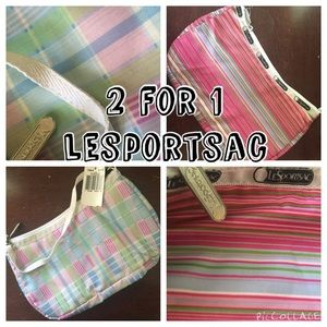 GIFT IDEA: TWO for ONE new LeSportsac purses