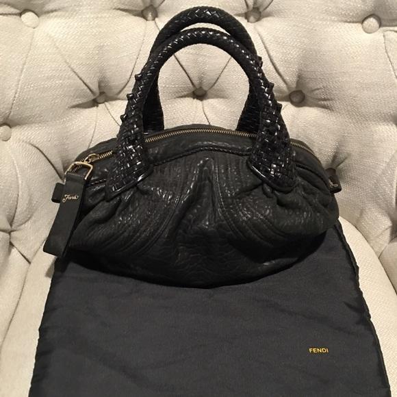 a2625e65695 FENDI Bags   Nappa Leather Mini Spy Bag   Poshmark