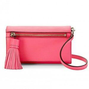 MUST GO Rebecca Minkoff | Elec Pink Crossbody Bag