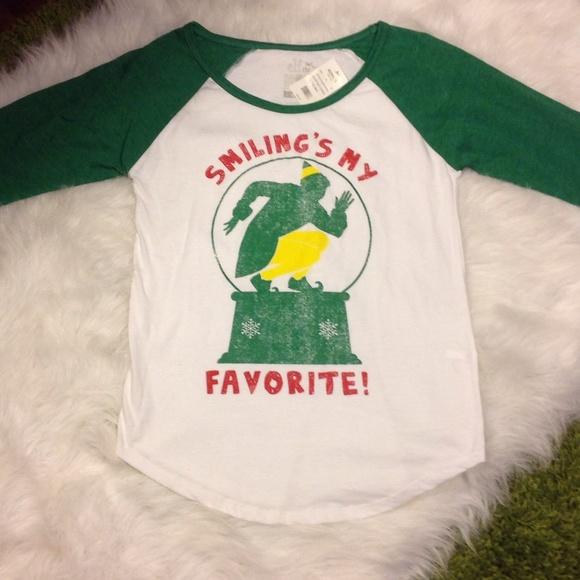 3de069d8361f9 Kohls Tops | Buddy The Elf Christmas Shirt | Poshmark