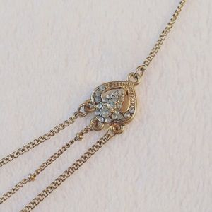 Jewelry - Tiered majesty rhinestone necklace