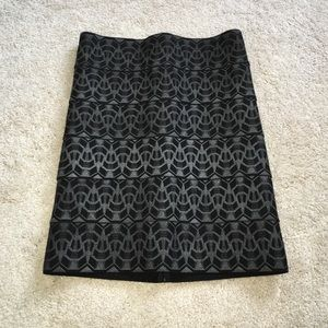 Pleasure Doing Business Dresses & Skirts - Pleasure Doing Business Banded Skirt, M