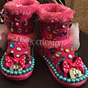 Custom boots for kids