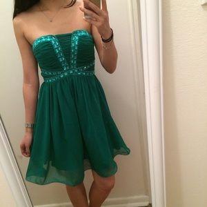 Little Mistress party dress