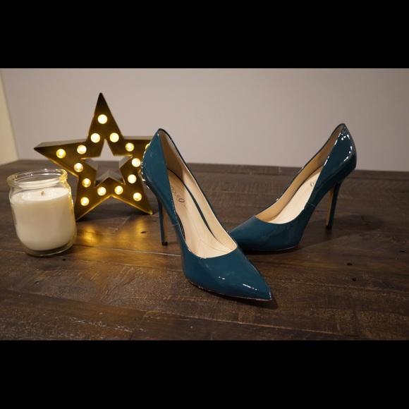 977c2b72439cc Boutique 9 Shoes - Nine West Boutique9 Justine Patent Leather Pumps