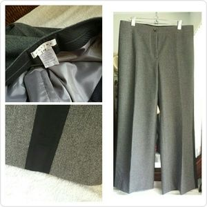 NWOT Celine wool wide leg pants