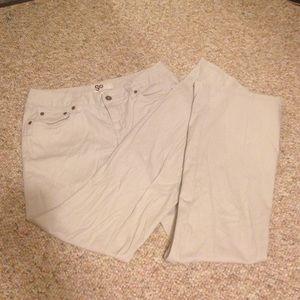 86% off SO Pants - So khaki pants from Becky's closet on Poshmark