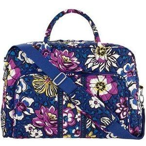 8129ed2f94 Vera Bradley Bags - NWT Vera Bradley Weekender in African Violet Large