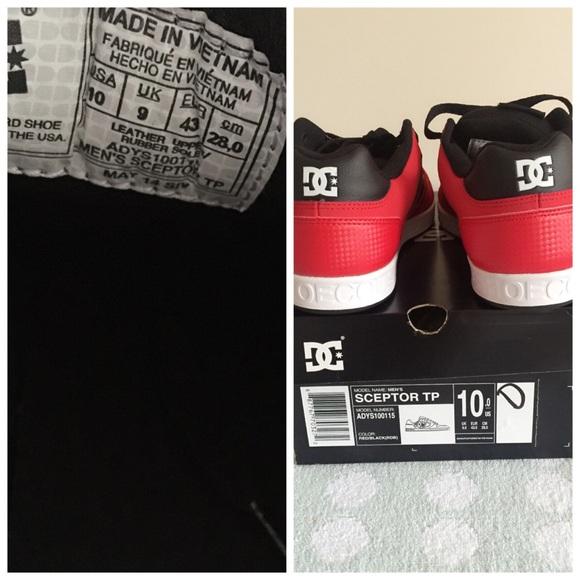 Dc Shoes Taglia 10 CTKgH