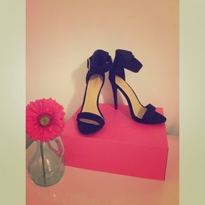 Just Fab Heeled Sandals