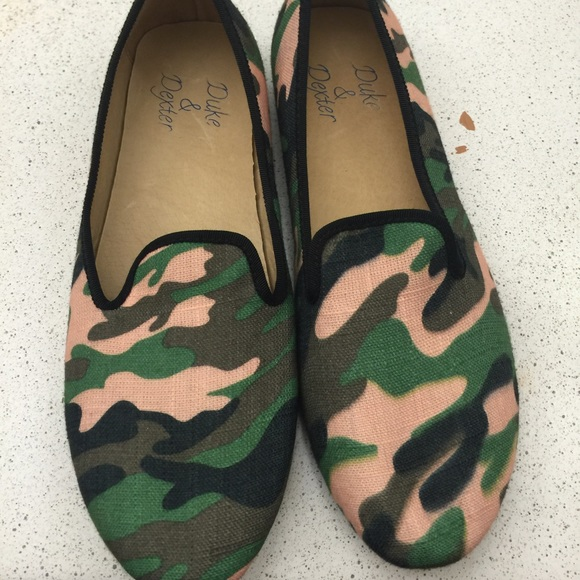 fd363915515d5 Duke and dexter Shoes | Rare Flats | Poshmark