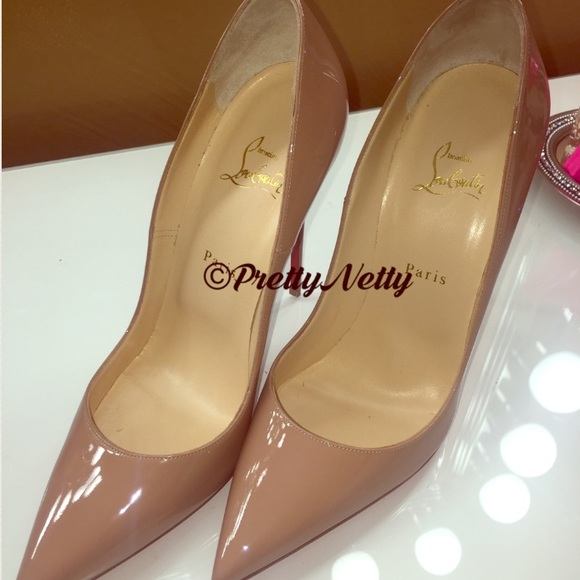 christian louboutin so kate 41.5