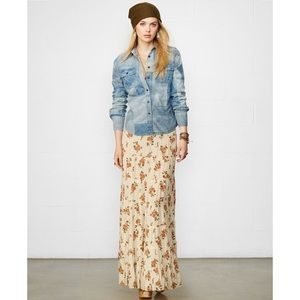 "Ralph Lauren ""Denim & Supply Co"" maxi skirt"